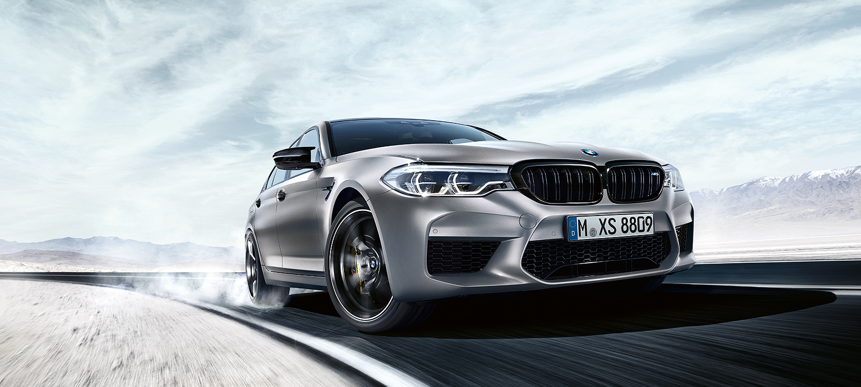 ニューBMW M5 Competition、登場。